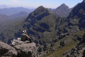 A rest stop on the Rim of Africa Trail (Photo: Galeo Saintz)