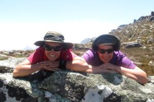 happy hikers-retha