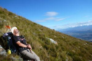 resting slope -James Niemann